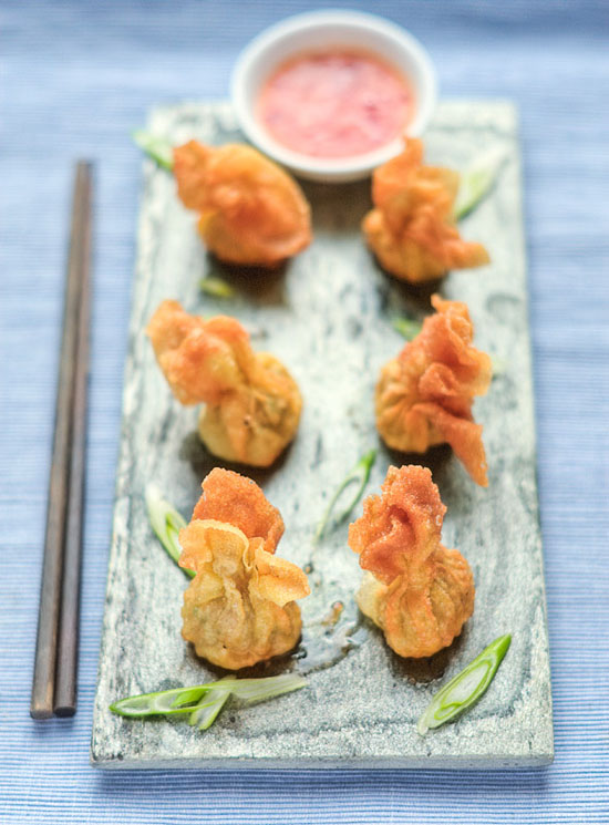 fried wonton recipe