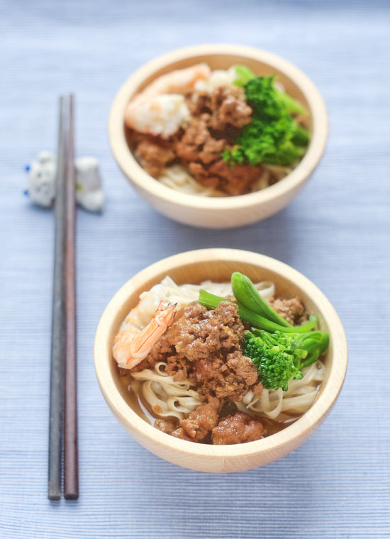 Tan Tsai Noodles - Egg Wan's Eastern Food Odyssey