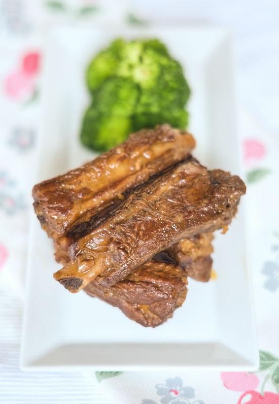 wuxi ribs recipe