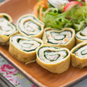 Thumbnail image for Egg Spinach and Squid Roll Recipe