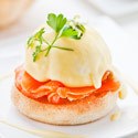 Thumbnail image for Eggs Royale Recipe