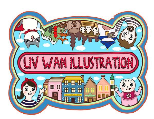 Post image for Liv Wan Illustration