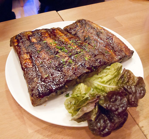 Los Argentinos Steak House review - Egg Wan's Food Odyssey