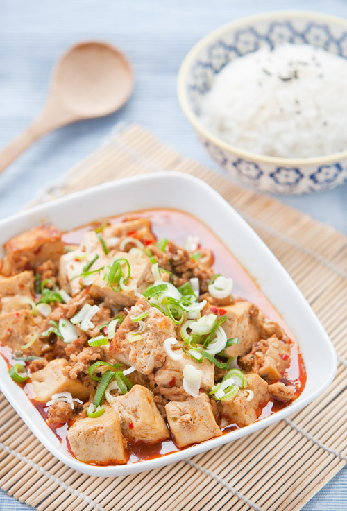 Post image for Ma Po Tofu Sichuan Recipe