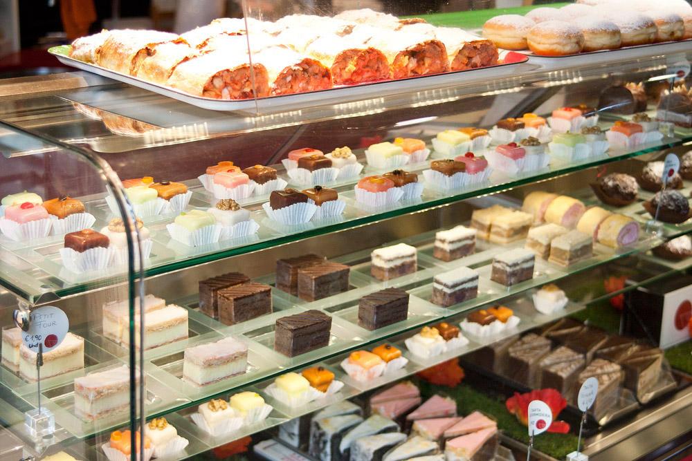 mercado de san miguel pastries