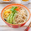 Thumbnail image for Taiwanese Home Made Noodle Salad Recipe