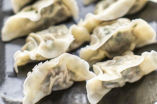 Dumplings shui jiao - Egg Wan's Eastern Food Odyssey