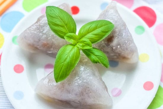 crystal dumplings