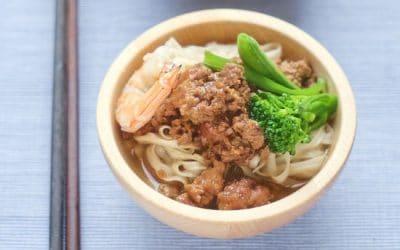 Tan Tsai Noodles