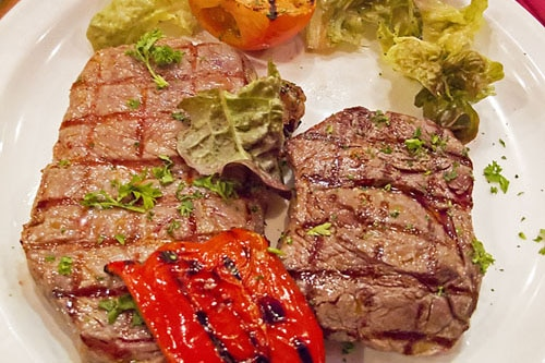 los argentinos steak house review