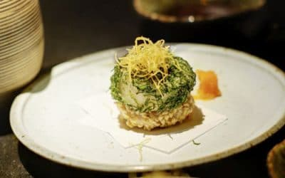 Mitsui Japanese Restaurant Taipei Review