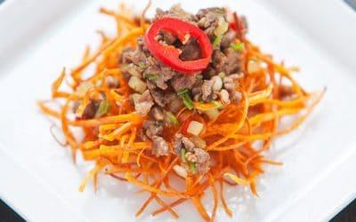 Coriander Chili Beef Mince