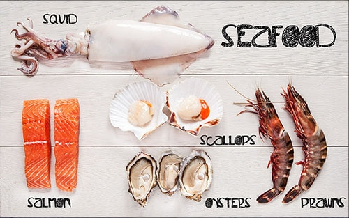 seafood chapter page