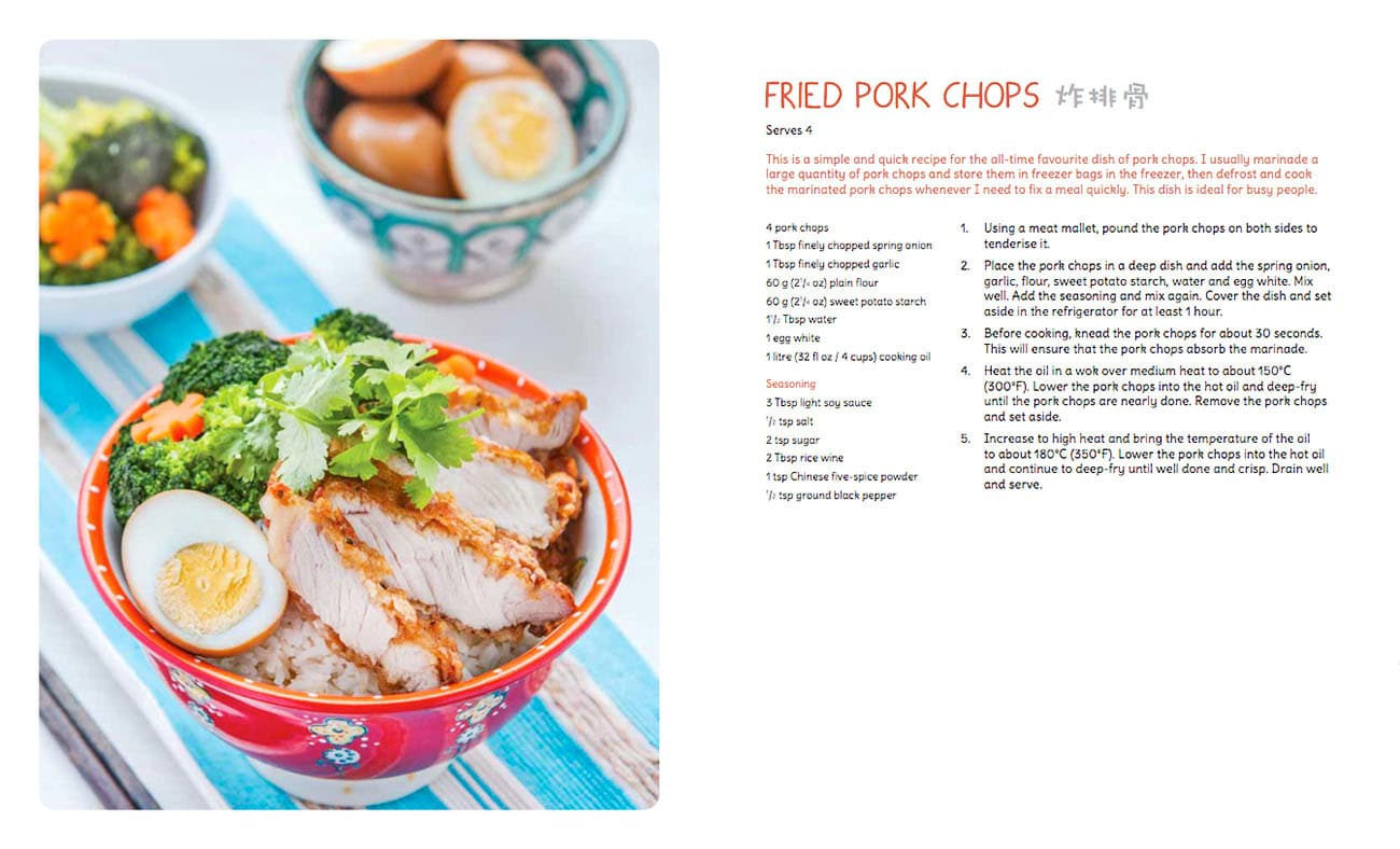 Country Style Baked Pork Chops The Recipe Teaches You How To Cook Homestyle  Tofu,