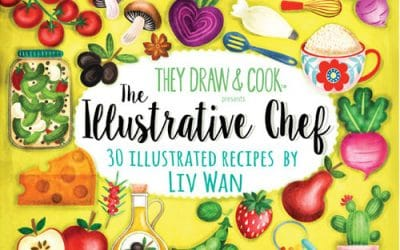The Illustrative Chef Illustrated Cookbook