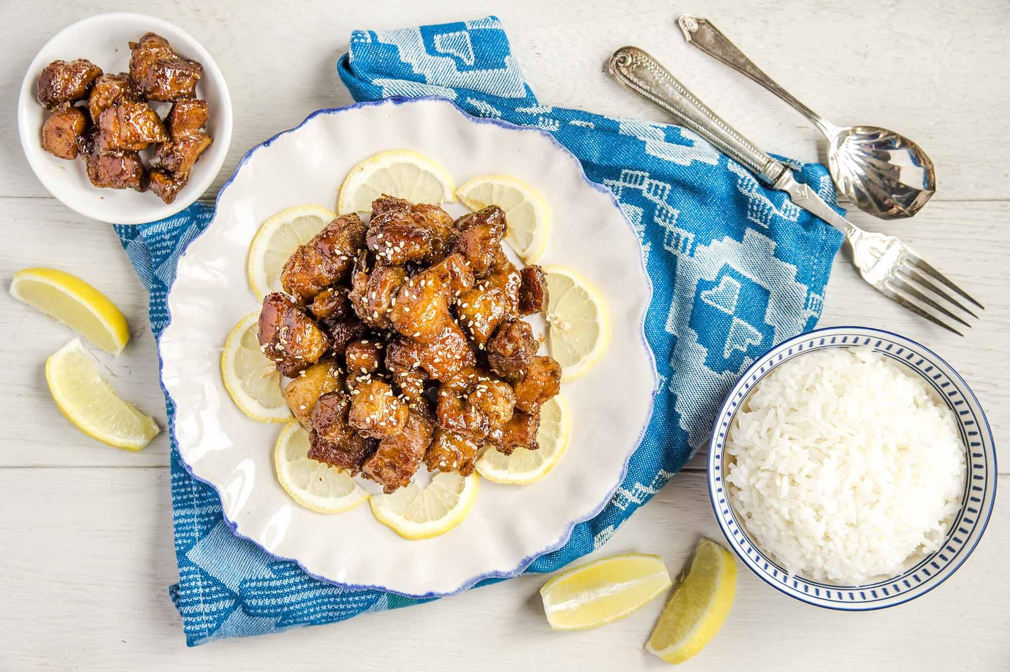 shanghai sweet sour pork