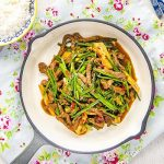 stir-fried-beef-with-thai-chive-flower-and-bean-curd-1