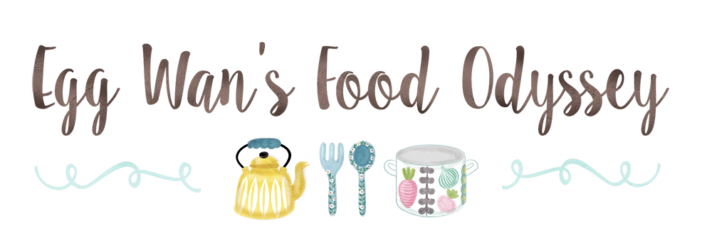Egg Wan's Food Odyssey